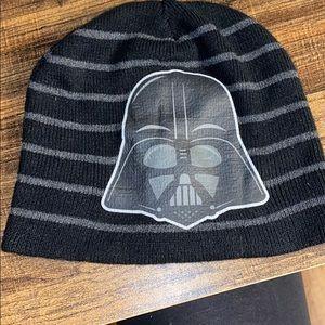 Darth vader beanie hat